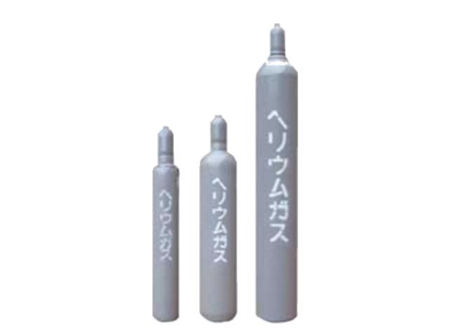ヘリウムガス